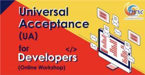 Universal Acceptance (UA) for Developers (Online Workshop)